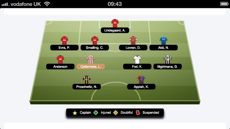 Fantasy Football from Metro screenshot-4