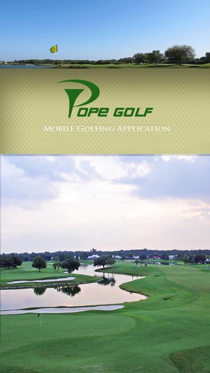 Pope - Golf GPS