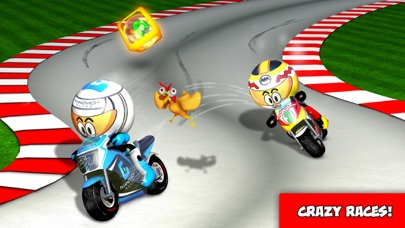 MiniBikers: The game of mini racing motorbikesのおすすめ画像1