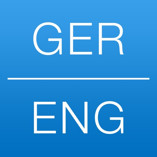 German English Dictionary and Translator (Das Deutsch-Englische Wörterbuch)