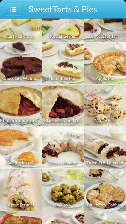 Dessert Recipes - TK Photo Cookbook