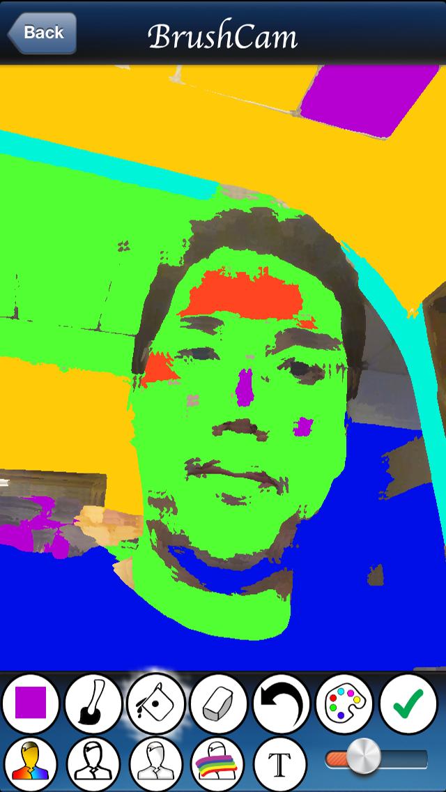 BrushCam screenshot one