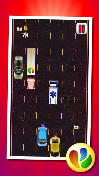 Ambulance Fun Race - Funny Racing Game