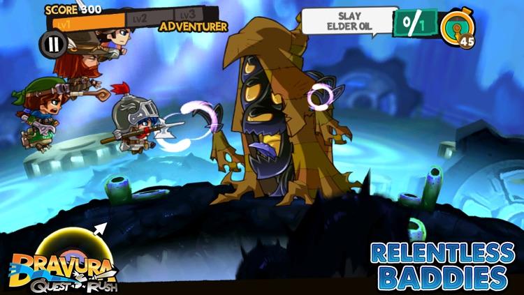 Bravura - Quest Rush screenshot-4