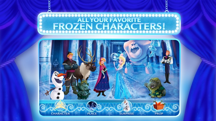 Frozen Story Theater screenshot-1