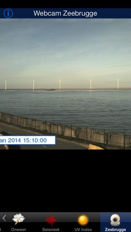 Weer & Zo België screenshot-3