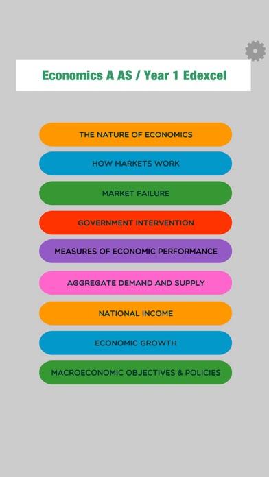 Economics A AS /Year 1 Edexcel screenshot one