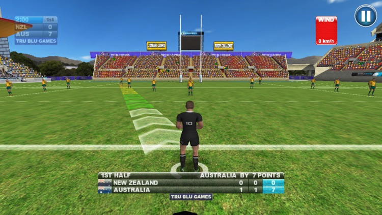 Jonah Lomu Rugby Challenge: Gold Edition screenshot-0
