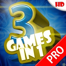 Action 3-in-1 Mini Games HD 2! Pro