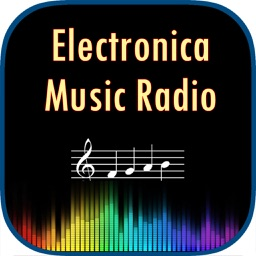 Electronica Music Radio With Trending News