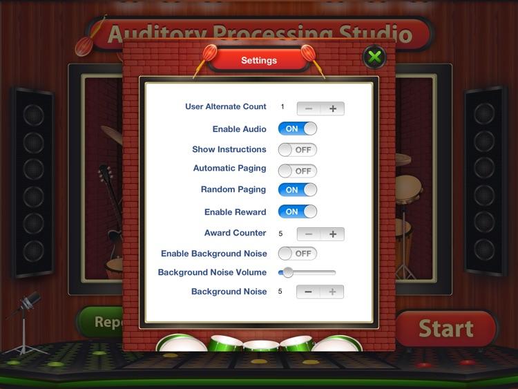 Auditory Processing Studio screenshot-3