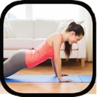 Women Home Fitness – Entrenamientos diarios de peso corporal icon