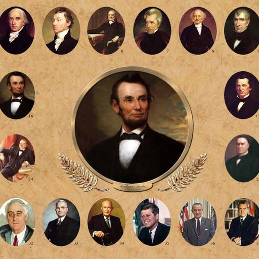 U.S. Presidents and States