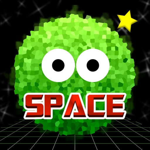 MOSS BALL SPACE - Flappy Eyed Moss's SPACE JOURNEY!
