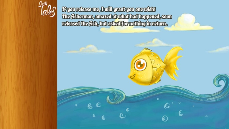 The Golden Fish - Classic Tales