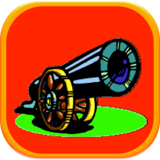 Aim And Fire Stickman: Artillery Arc Lite icon
