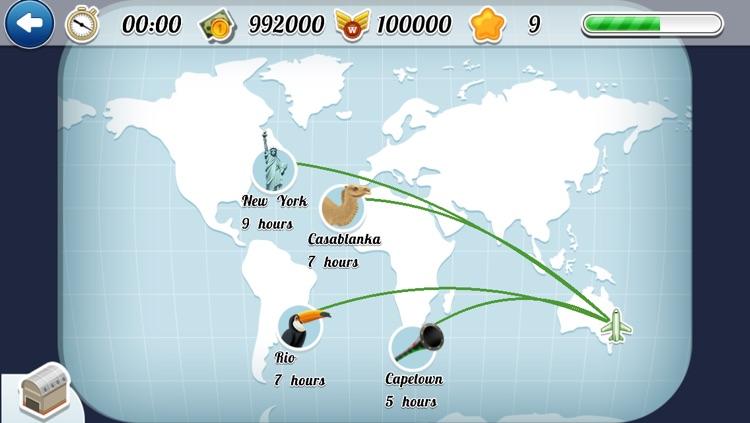 FlightExpress for iPhone - Simulator Game screenshot-4