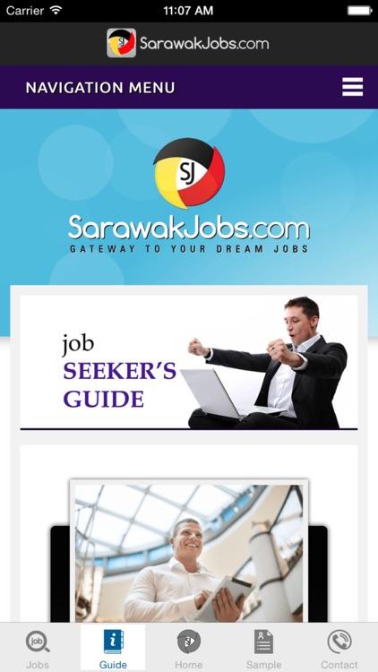 Sarawak-Jobs screenshot-3