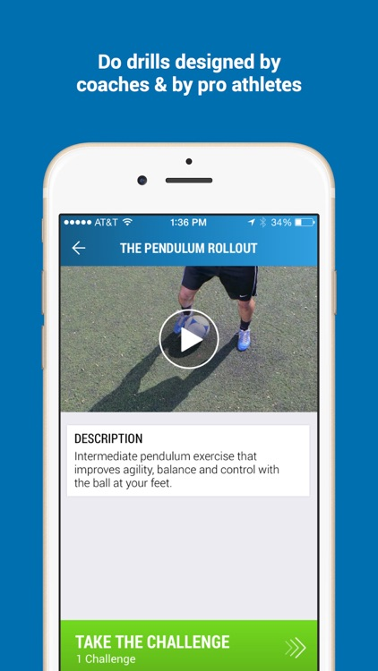 Sportsy - Soccer Drills and Training screenshot-3