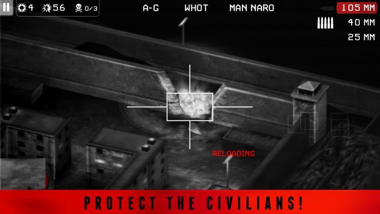 Zombie Gunship Free: Gun Down Zombies screenshot-3