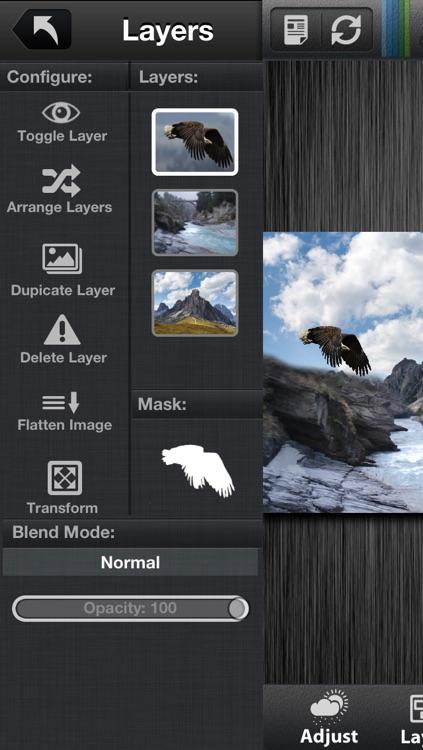 Laminar Pro - Image Editor screenshot-3