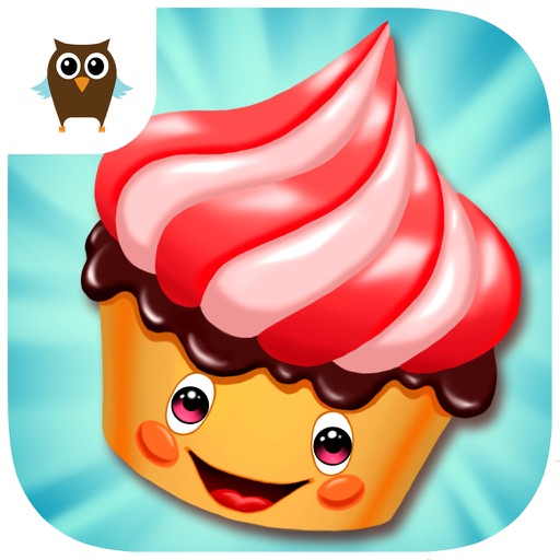 Candy Planet Chocolate Factory and Cupcake Bakery Chef - Kids Game