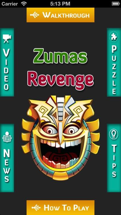 Cheats for Zumas Revenge - Tips & Tricks, Guide, Walkthrogh, Hints