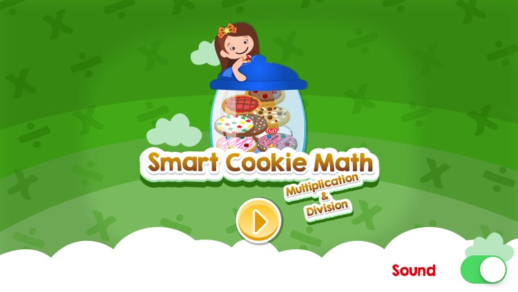 Smart Cookie Math Multiplication & Division Game!
