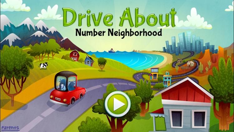Drive About: Number Neighborhood screenshot-0