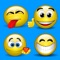 • Express yourself with any emoji you want in this Totally Free app