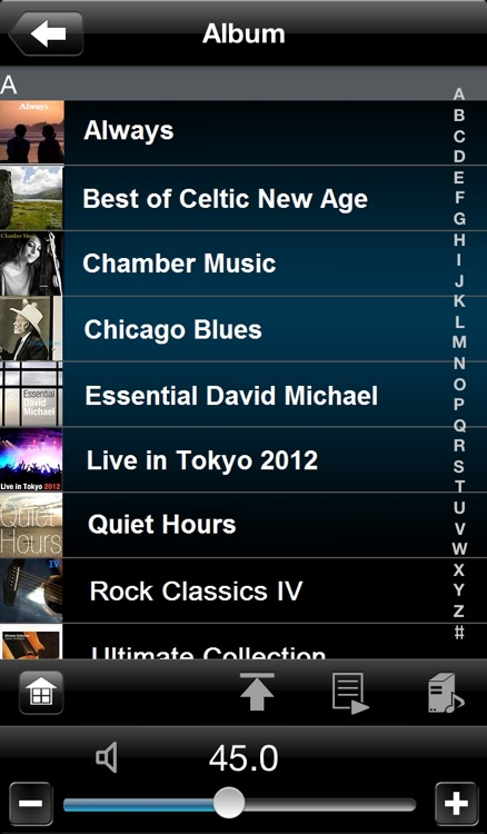 Denon Remote App screenshot-2