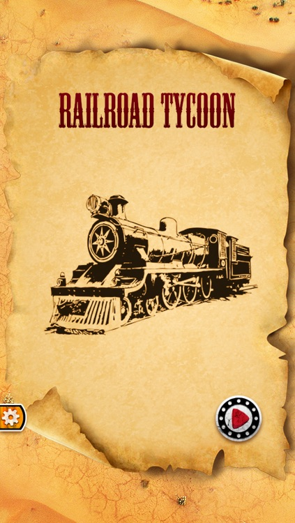 Railroad tycoon - train puzzle!
