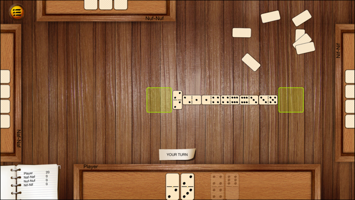 Dominoes Elite Screenshot