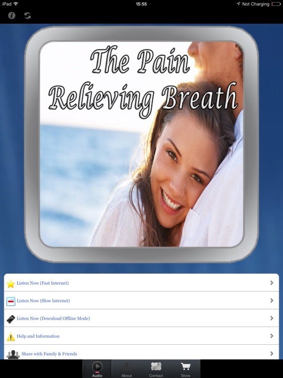 Pain Relieving Breath for iPad screenshot-3