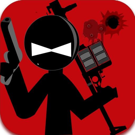 A Stickman Shooting Gangster PRO - Full Assault Version