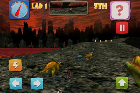 Dino Dan: Dino Racer screenshot 3