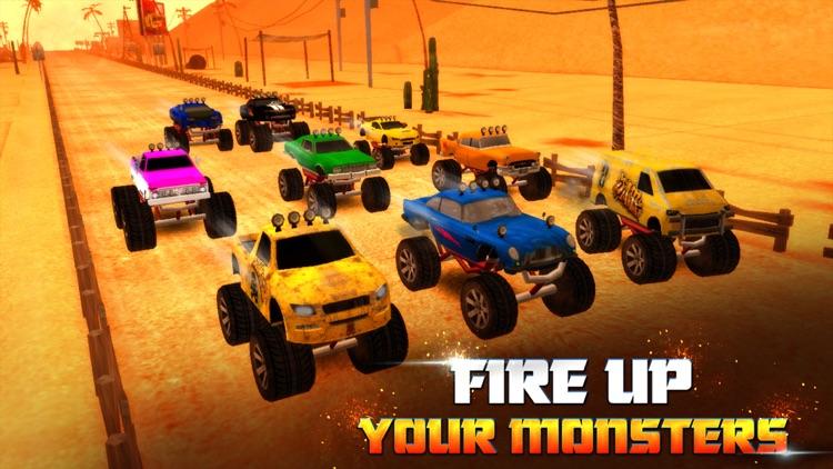 Monster Truck Racer