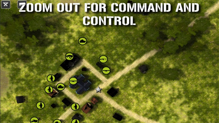 Combat Mission : Touch screenshot-4
