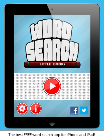Word Search Little Books screenshot