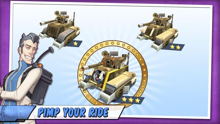 Tank Battles - Explosive Fun! screenshot-4