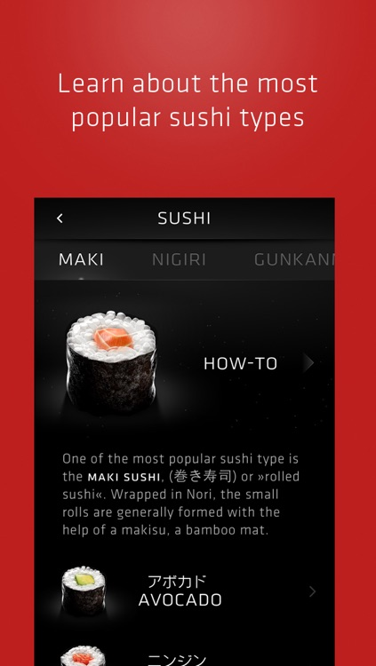 Sooshi – All About Sushi