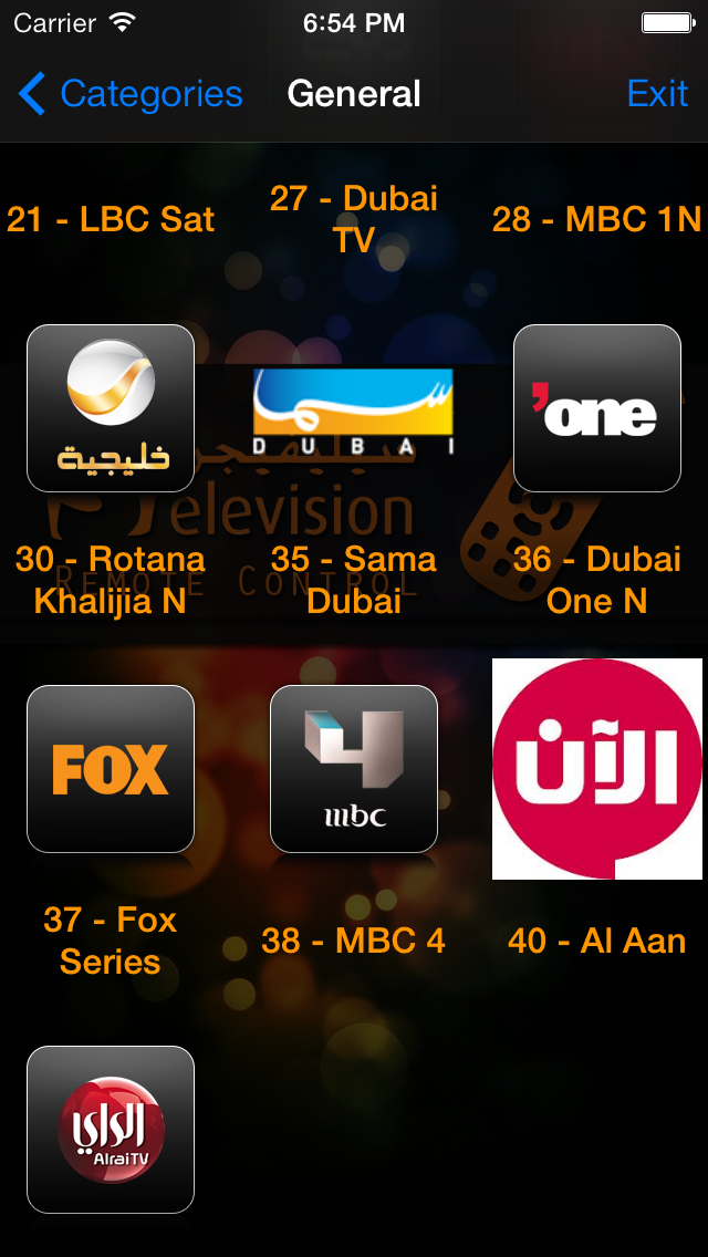 download Selevision Remote Control apps 2