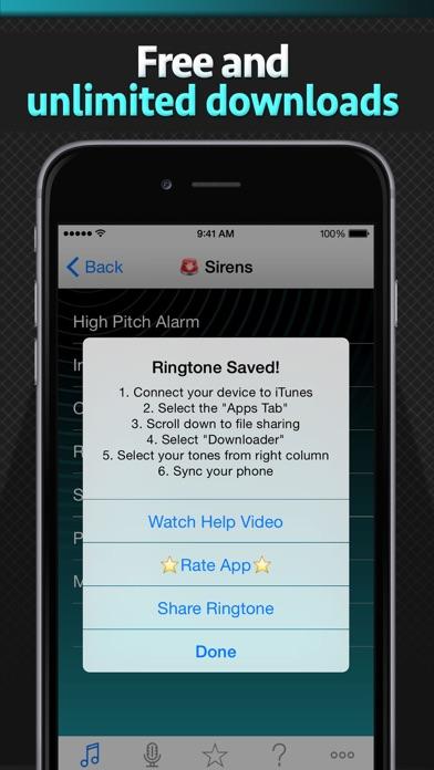 free ringtone apps