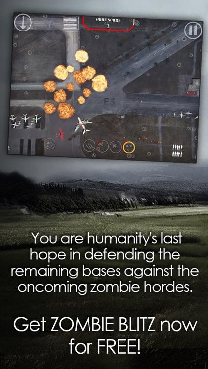 Zombie Blitz screenshot-4
