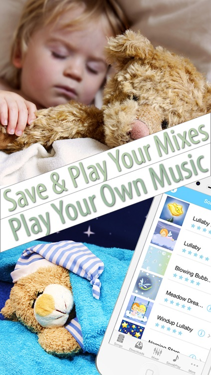 Lullabies and Children Songs for Babies and their Parents screenshot-3