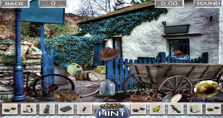 Hidden objects Missing Lulu screenshot-3