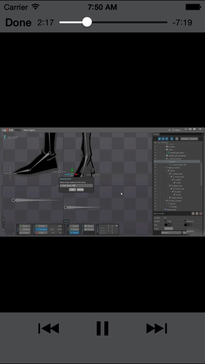 Learning Spine screenshot-3