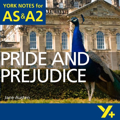 Pride and Prejudice York Notes AS and A2