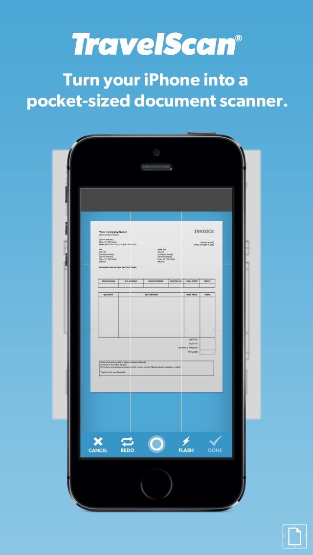タイトル - Turn your iPhone into a pocket-sized PDF scannerのスクリーンショット1