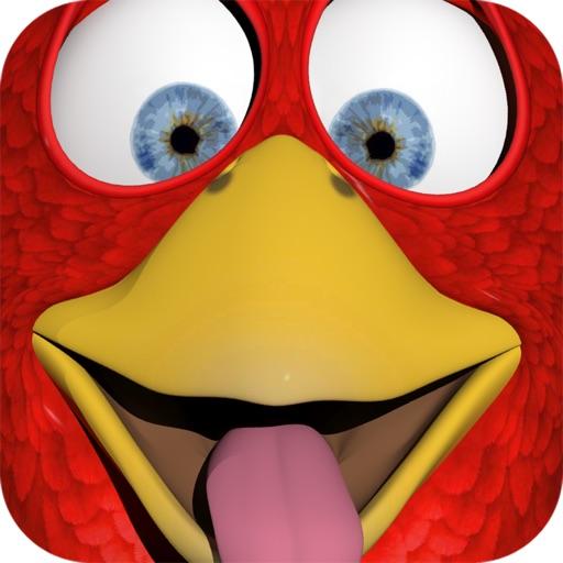Party Birds: 3D Snake Game Fun